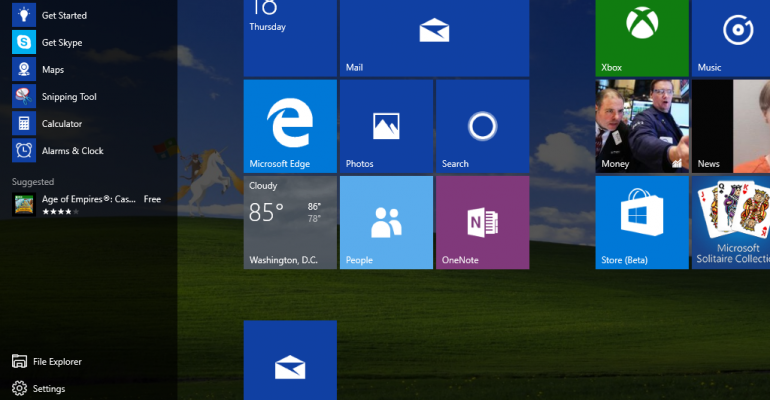 Could your Microsoft Account and Windows 10 Activation be connected?