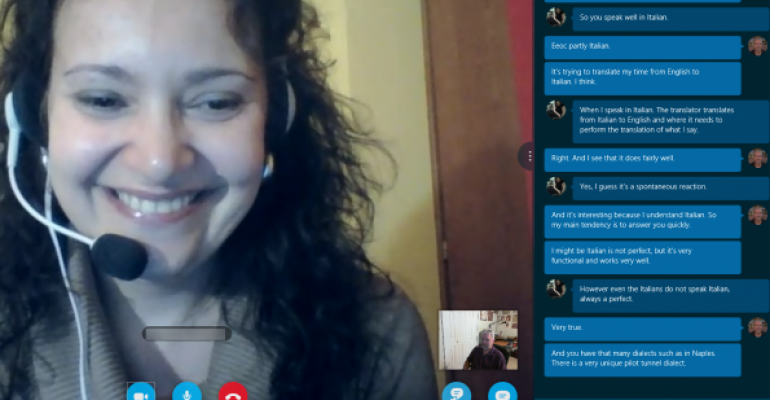 Skype Translator coming to Windows desktop