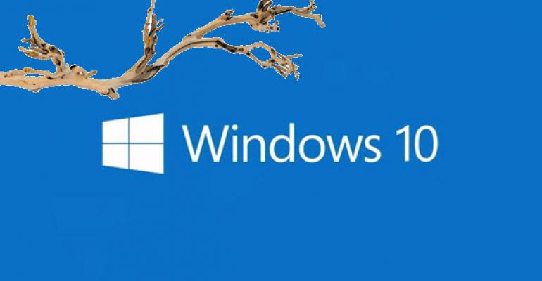 Update Servicing Branches Available for Each Windows 10 Edition
