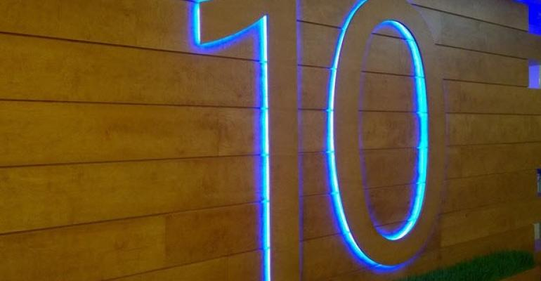 Business Features for the Initial Rollout of Windows 10