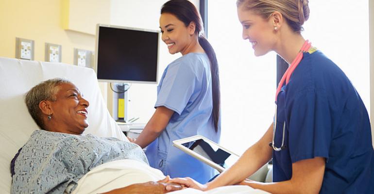 When Seconds Count, Hospitals Favor Quick, Secure Logins