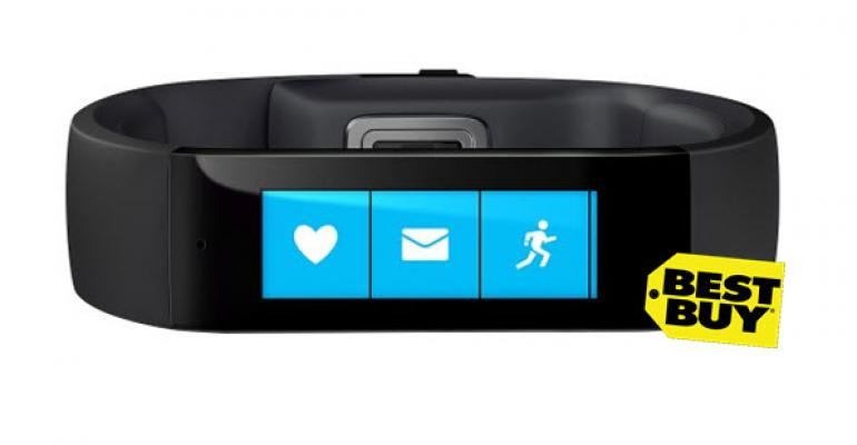 Microsoft Band Retail Channel Suffers from Windows Phone-itis?