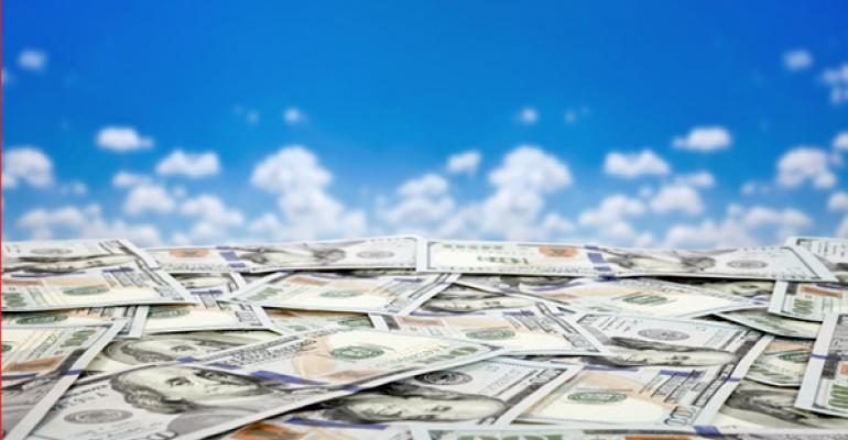 Half of All IT Spending Will Be Cloud-Related