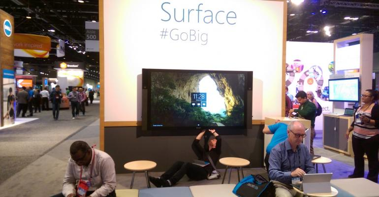 Microsoft Will Expand Surface Tablet Distribution But Delay Surface Hub