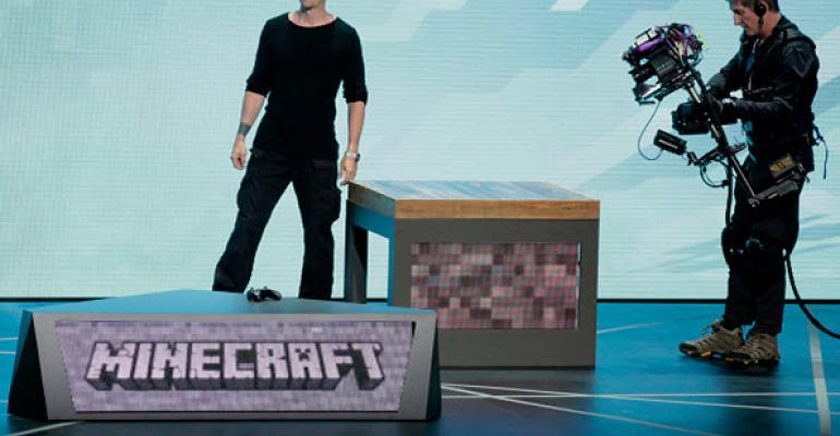 So you want to pwn your kids in Minecraft ...