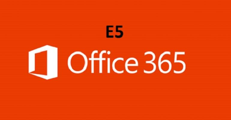 Microsoft announces new top-of-the-range E5 plan for Office 365