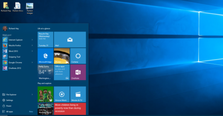 8 Days to Windows 10 -- 5 ways the new OS will change the base of our computing experience