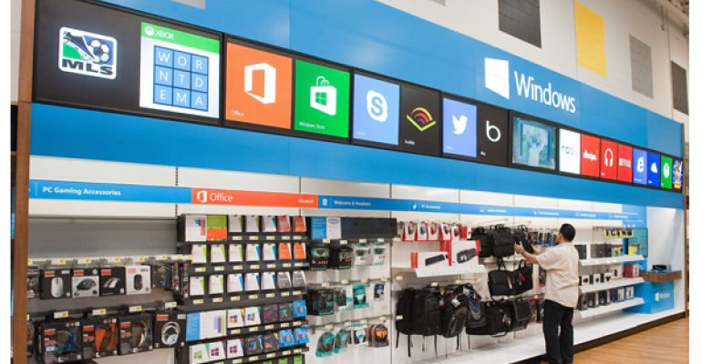 Best Buy is ready to assist you with Windows 10 for a price
