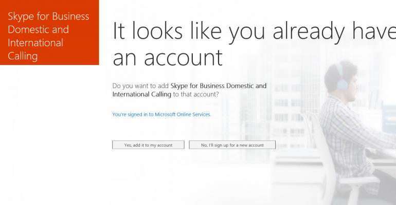 Skype for Business: PSTN Calling