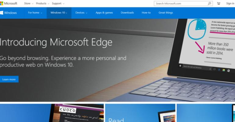 How To: Manage Favorites in Windows 10 Microsoft Edge
