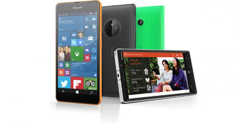 Windows 10 Mobile Devices: Are you on the approved list?