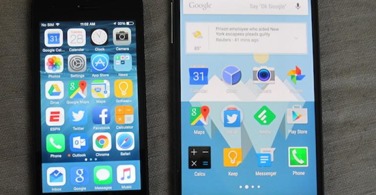 Everything you need to know about moving from an iPhone to an Android phone