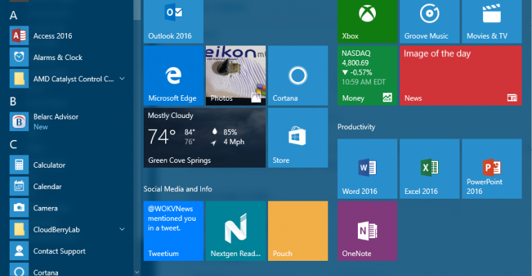 Your wish list ideas for features that need to be in Windows 10