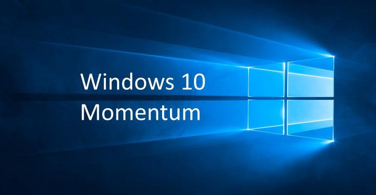 Windows 10 Momentum