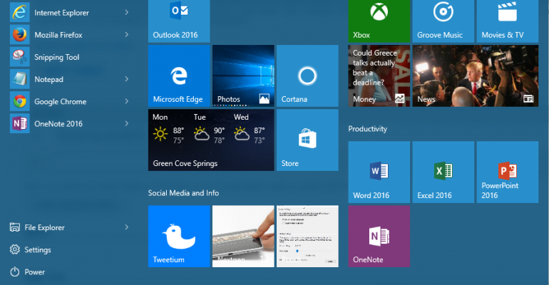 Windows RT will get some elements of Windows 10