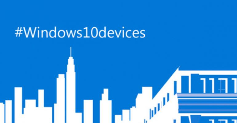 Hints at Next Week's Microsoft Device Announcements