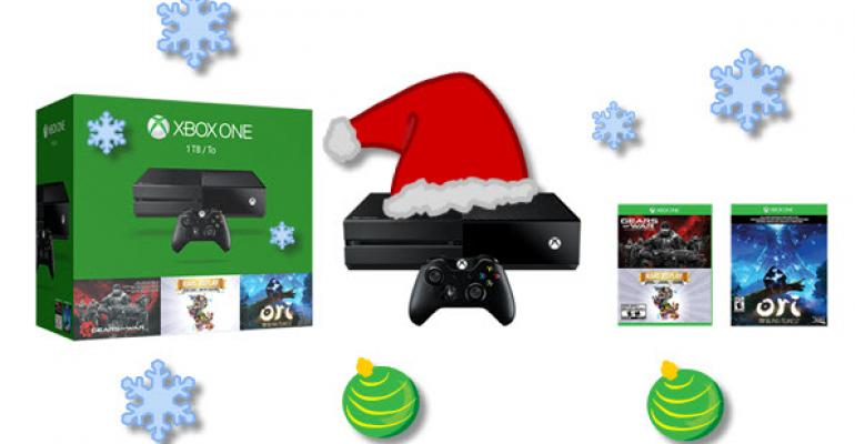 Microsoft Announces 1TB Bundle for an Xbox One Christmas
