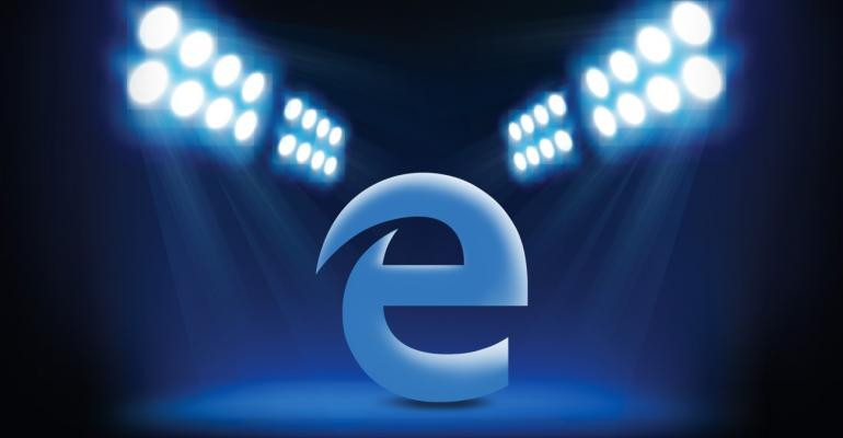 How to: Open a new Microsoft Edge window
