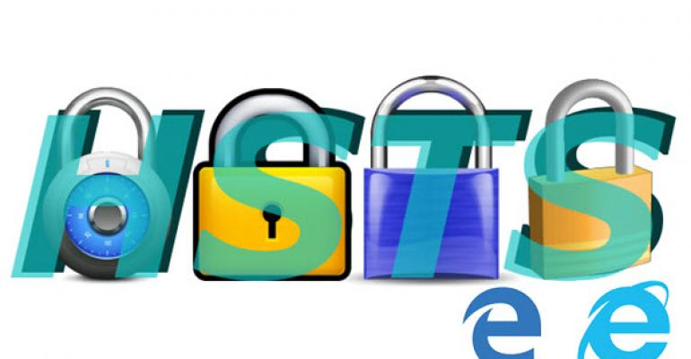 HSTS Support in Microsoft Edge and Internet Explorer
