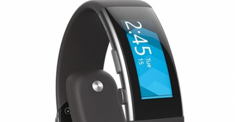 Microsoft Band v2 Support Link Appears and Disappears