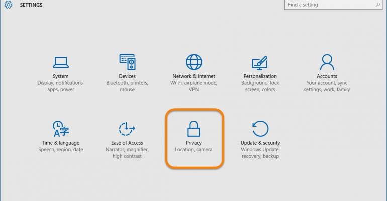 Enterprise Customers Will Be Able to Disable Windows 10 Telemetry