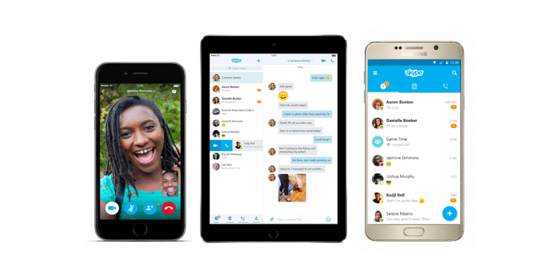 Skype 6.0 released for Android and iOS