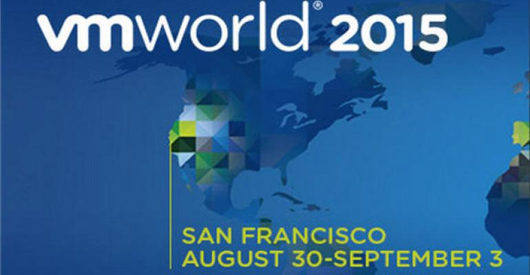 VMworld 2015 Keynote Day 2: Microsoft and VMware Team up for Windows 10 Management and VMware Releases NSX 6.2