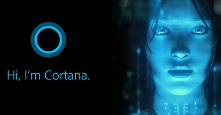 Hands on with Cortana and Lenovo REACHit