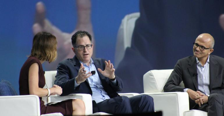 Dell World Proves that a Privatized Dell is a Public Contender
