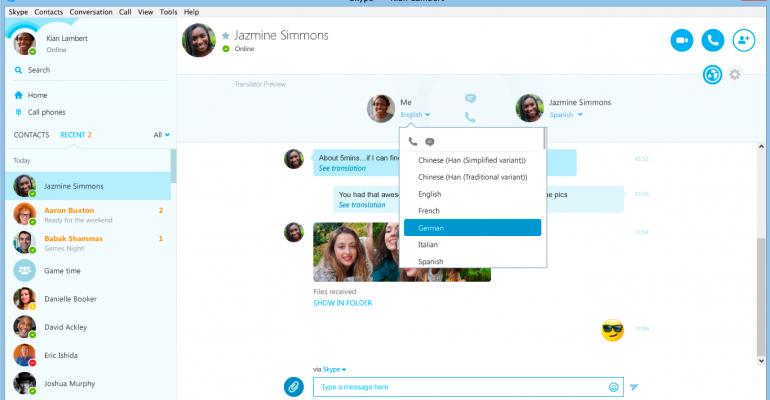 Skype Translator begins official rollout