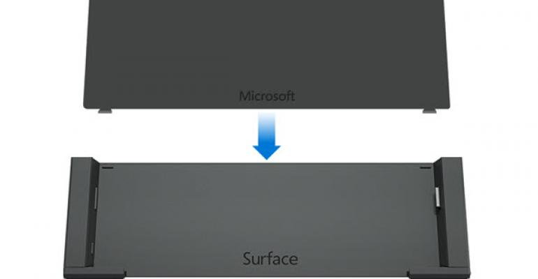 How to Obtain the Surface Pro 4 Adapter for the Surface Pro 3 Docking Station