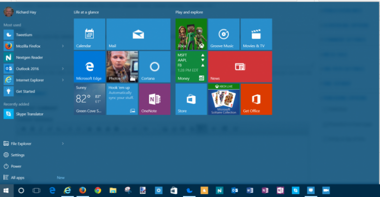 Windows 10 Build 10565 reaches Insider Slow Ring subscribers