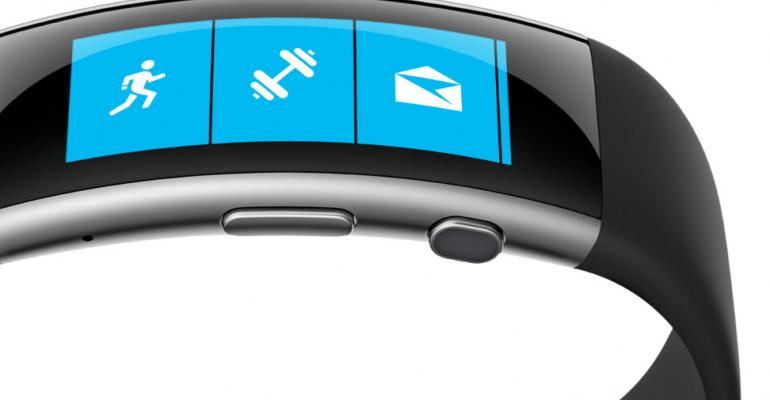 Microsoft Band SDK Now Supports Version 2 and Web Tiles Come Out of Preview