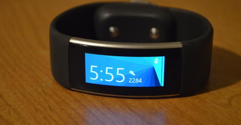 But does it travel? Hands-on with the Microsoft Band v2
