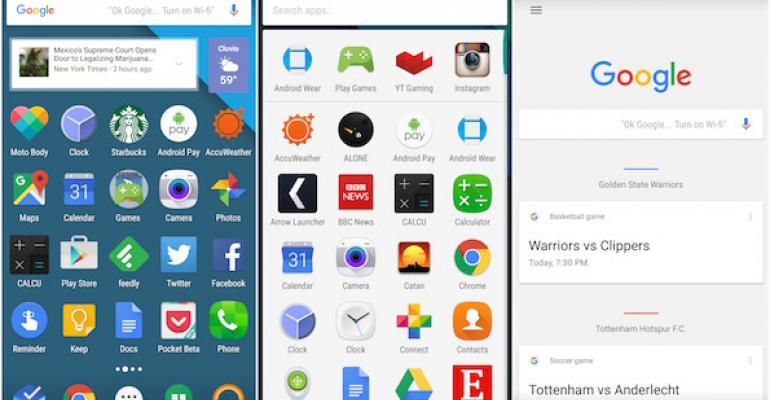 Why you should try a custom launcher on your Android device