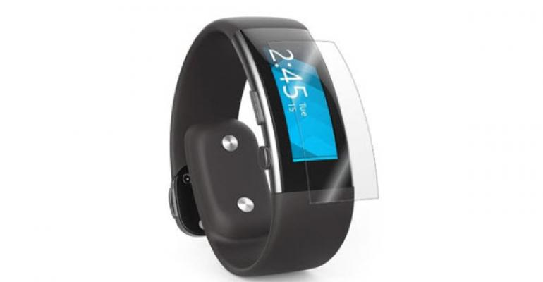 Screen Protector Solutions for Microsoft Band v2