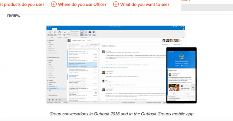 Are Office 365 Groups Finally Ready for Prime Time?