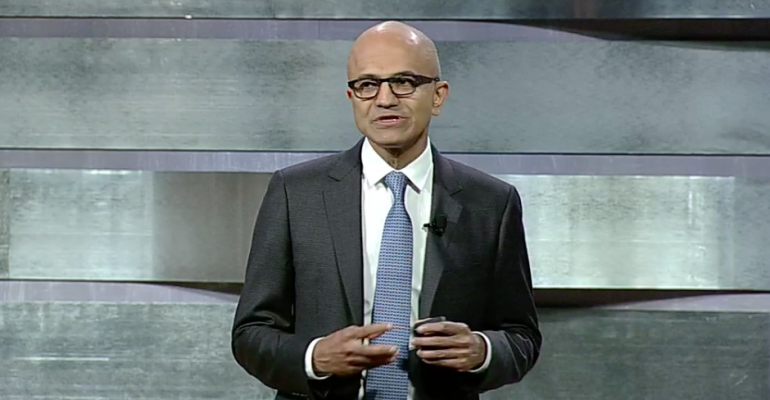 Satya Nadella's Winter Workout Plan: Reduce Threats, Stop Leaks — and Kill Passwords