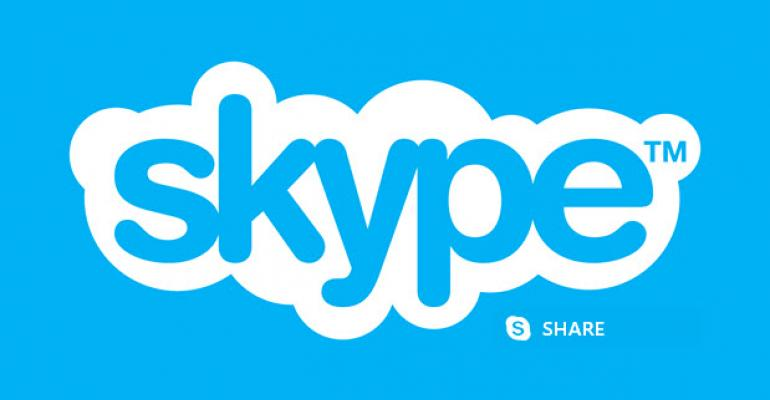 Share Everything: Using the New Skype Web-button
