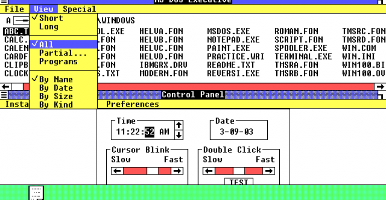 Happy 30th Birthday, Windows!