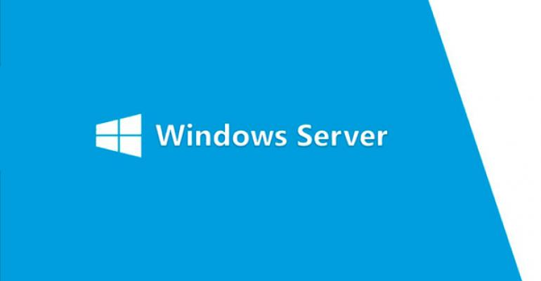 Does Windows Server 2016 require a dedicated gateway host?