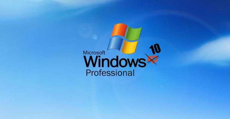 Windows 10 Moves Ahead of Windows XP