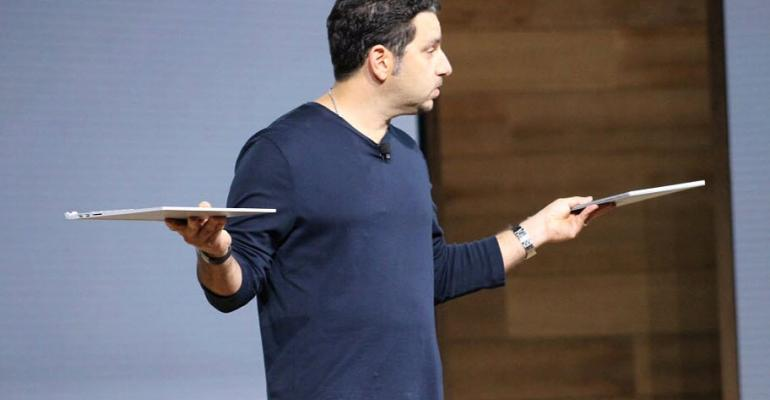 Microsoft Racing to Fix the Ultimate Laptop?