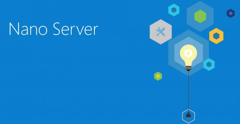 Customize Nano server deployment during creation