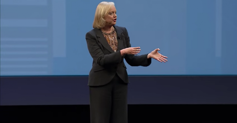 At HP Enterprise's Discover, Synergy hopes to bring enterprises up to cloud speed with a hybrid push