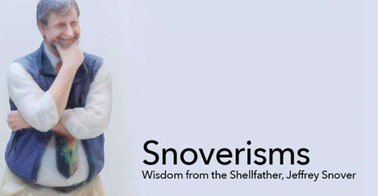 Snoverisms: The Wit and Wisdom of the Father of PowerShell