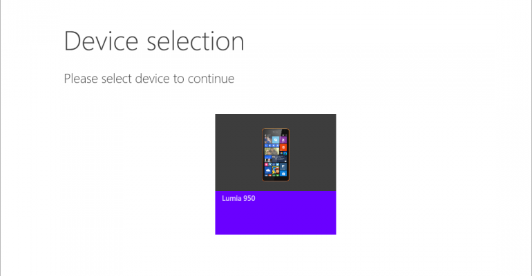 Is Microsoft making preps for public release of Windows 10 Mobile?
