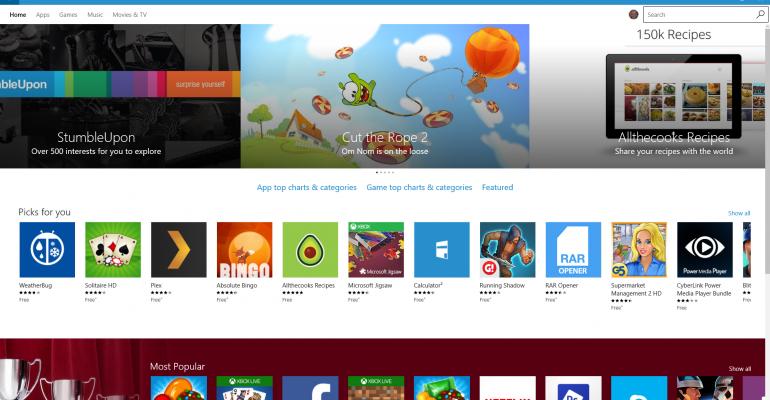 Microsoft's Universal Windows Platform might be gaining momentum