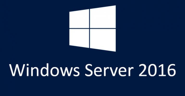Report: Windows Server 2016 to Face Slow Adoption