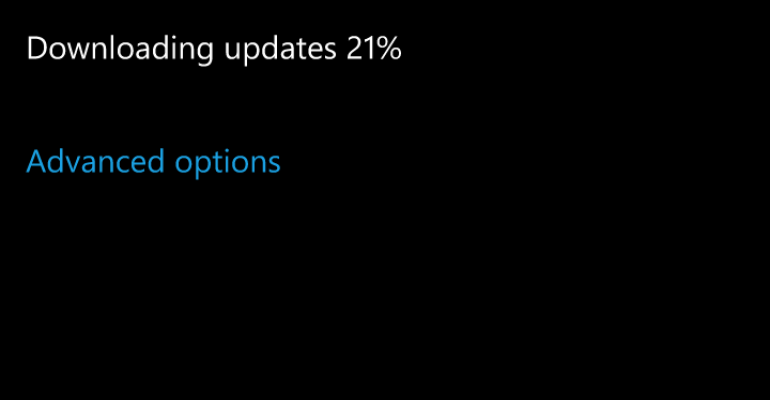 Windows 10 Mobile Build 10586.29 released to Fast Ring Insiders